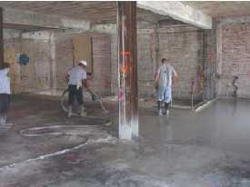 Gypsum Subfloors Inc 20 Years Of Quality Floor Leveling